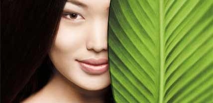 Сибирское здоровье использует текстуры, сродные коже